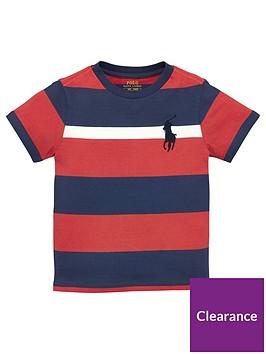 ralph-lauren-boys-short-sleeve-big-pony-stripe-t-shirt-red-multi