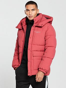 creative-recreation-padded-jacket-red