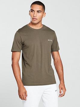 nicce-chest-logo-t-shirt