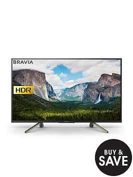 sony-bravianbspkdl43wf663-43-inch-full-hd-hdr-freeview-play-smart-tv-black