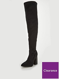 lost-ink-wide-fit-darcy-stretch-heeled-over-the-knee-boot-black