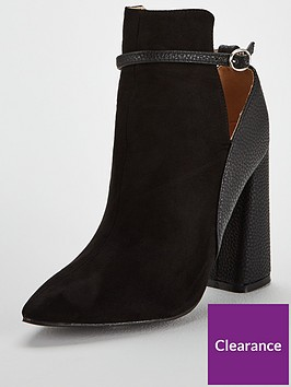 lost-ink-open-cut-ankle-boot-black