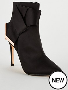ted-baker-celiah-satin-bow-heeled-ankle-boot-black