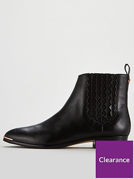 bb69f139a ... Ted Baker Liveca Chelsea Ankle Boot - Black. View larger