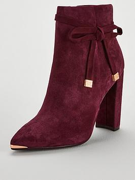 ted-baker-qatena-suede-bow-ankle-boot
