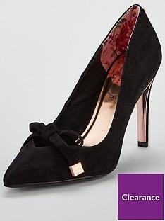 ted-baker-gewell-bow-court-shoe-black