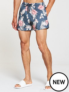 sik-silk-hazey-daze-swim-shorts