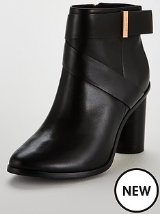 ted-baker-matyna-cross-strap-ankle-boot-black