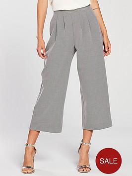 miss-selfridge-miss-selfridge-gingham-pleat-front-crop-trouser