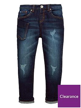 mini-v-by-very-dark-wash-distressed-look-low-rise-slim-fit-jean