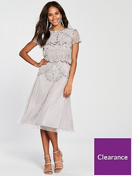 frock-and-frill-embellished-double-layer-midi-dress-greynbsp