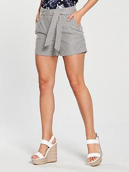 oasis-stripe-casual-short