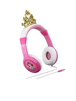 Disney Princess Disney Princess Princess Youth Headphones Picture