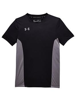 under-armour-youth-challenger-ll-short-sleeve-training-top-black