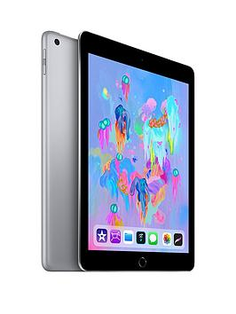 apple-ipad-2018-128gb-wi-fi-amp-cellular-97innbspwith-optional-apple-pencil-space-grey