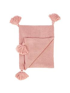 bianca-cottonsoft-bianca-tasseled-knit-throw