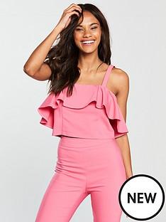 v-by-very-crop-top-pink