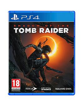 Playstation 4 Playstation 4 Shadow Of The Tomb Raider - Ps4 Picture