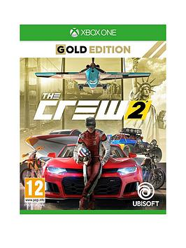 Xbox One The Crew 2 Early Access Gold Edition