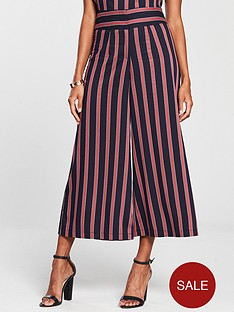 v-by-very-wide-leg-trouser-navy-stripe