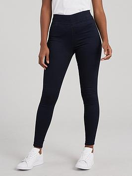 V by Very V By Very Tall High Waist Jegging - Indigo Picture