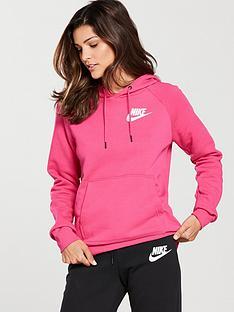 nike-sportswear-rally-overheadnbsphoodienbsp--pinknbsp