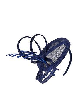 accessorize-swirl-feather-quill-fascinator-ndash-blue