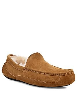 Ugg Ugg Ascot Suede Slipper - Chestnut Picture
