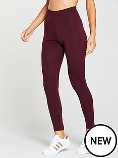 adidas-originals-trefoil-tight-maroonnbsp