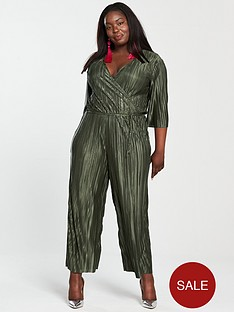 v-by-very-curve-plisse-cropped-jumpsuit-khakinbsp