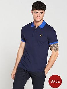 lyle-scott-golf-fitness-pique-golf-polo