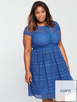 little-mistress-curve-lace-skater-dress-azure-blue