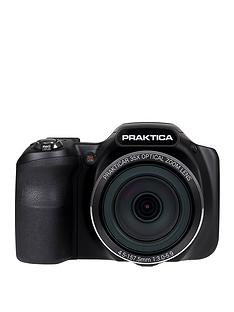praktica-luxmedia-z35nbsp16-megapixel-bridge-camera-black