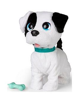 club-petz-bowie-kissing-puppy