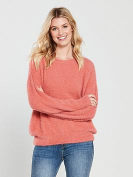 v-by-very-fluffy-curved-hem-jumper