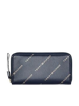 tommy-hilfiger-tommy-hilfiger-iconic-tommy-zip-around-purse