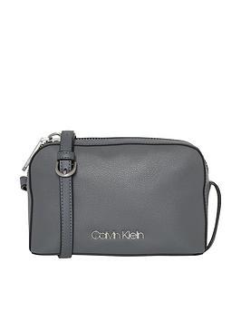 calvin-klein-drive-grey-camera-bag
