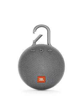 jbl-jbl-clip3-wireless-bluetooth-ultra-portable-and-rugged-speaker-with-integrated-carabinernbspclip-and-up-to-10-hours-playtime-grey