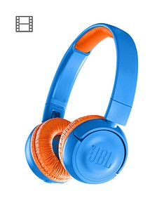 jbl-junior-wireless-bluetooth-lightweight-headphones-with-safe-volume-limiter-ndash-blue