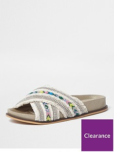 river-island-embellished-cross-strap-sandals-white