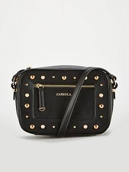 carvela-mia-pearl-stud-crossbody-bag-blacknbsp
