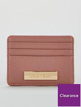 carvela-sharlinbspcard-holder-pink