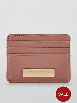 carvela-sharlinbspcard-holder-pink