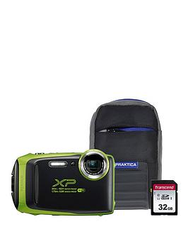 fujifilm-fujifilm-finepix-xp130-lime-with-32gb-sd-card-and-case