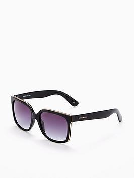 karen-millen-black-logo-sunglasses
