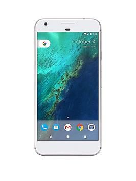 Search and compare best prices of Google Pixel Xl, 128Gb - Silver in UK