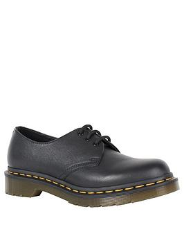 Dr Martens Dr Martens 3 Eyelet Brogue Shoes - Black Picture