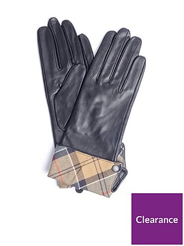 barbour-lady-jane-leather-gloves-black