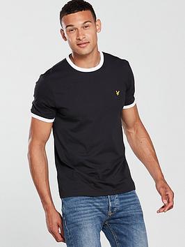 lyle-scott-ringer-t-shirt