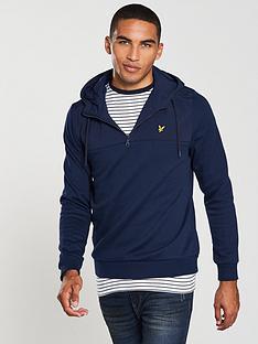 lyle-scott-lyle-scott-soft-shell-jersey-14-zip-hoodie